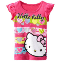 Hello Kitty t-särk 18k-6T